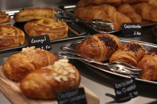 Coffee Lab Geneva/Pastries © Daisy Larios